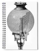 Yablochkov Candle Spiral Notebook