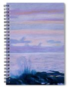 Yachats Spiral Notebook
