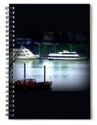 Yacht Dreams Spiral Notebook