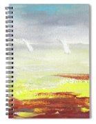 Yachts On The Riviera Spiral Notebook