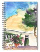 Yaiza 01 Spiral Notebook