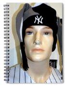 Yankee Fan Spiral Notebook