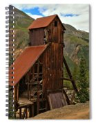 Yankee Girl Landscape Spiral Notebook