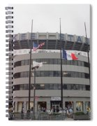 Yankee Stadium 1976 - 2008 Spiral Notebook