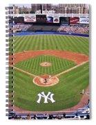 Yankee Stadium Spiral Notebook