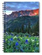 Yankee Sunrise Spiral Notebook