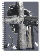 Yaqui Child Snow Cone New Pascua Arizona 1969 Spiral Notebook