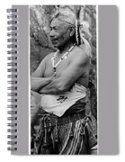 Yaqui Pascola Dancer Gallery In The Sun Tucson Arizona 1969 Spiral Notebook