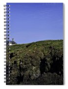 Yaquina Head Spiral Notebook