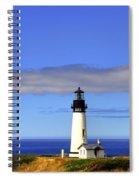 Yaquina Head Light   2 Spiral Notebook