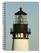 Yaquina Head Lighthouse 4 A Spiral Notebook