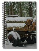 Yard Art Spiral Notebook