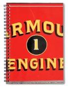 Yarmouth Engine 1 Spiral Notebook