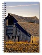 Yarrow Ave Barn 2 Spiral Notebook