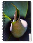 Yawn Spiral Notebook