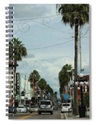 Ybor City Spiral Notebook