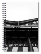 Ye Olde English Hostelrie Spiral Notebook