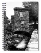 Ye Olde Toll Bridge Spiral Notebook