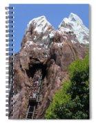 Yee Haah It's A Fun Ride Spiral Notebook