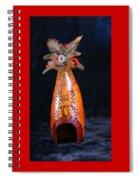 Yeii Spirit Gourd Spiral Notebook