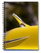 Yellow Bird Spiral Notebook