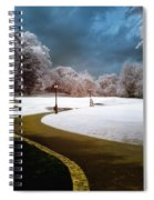 Yellow Brick Road Central Park Spiral Notebook