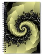 Yellow Brick Road Detour Spiral Notebook