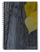 Yellow But No Chicken  Spiral Notebook