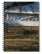 Yellow Creek Covered Bridge Spiral Notebook