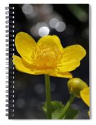 Yellow Delight Spiral Notebook