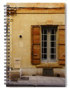 Yellow House No 32 Arles France Dsc01779  Spiral Notebook