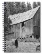 Yellow Jacket Mine Site Spiral Notebook