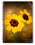 Yellow Prize Spiral Notebook