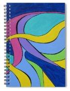 Yellow Ribbon Spiral Notebook