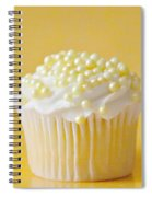 Yellow Sprinkles Spiral Notebook