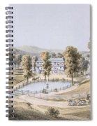 Yellow Sulphur Springs, Montgomery Spiral Notebook