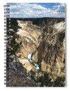 Yellowstone Canyon Spiral Notebook