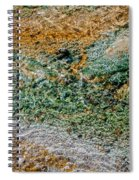 Yellowstone Living Thermometer Abstract Spiral Notebook