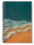 Yellowstone National Park - Hot Spring Spiral Notebook