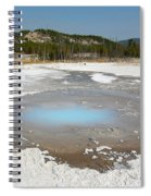 Yellowstone The Pearl Spiral Notebook