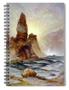 Yellowstone Tower Falls Spiral Notebook