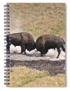 Yellowstone Turf War Spiral Notebook