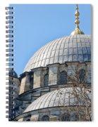 Yeni Cammii Mosque 03 Spiral Notebook
