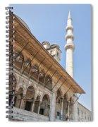 Yeni Cammii Mosque 11 Spiral Notebook