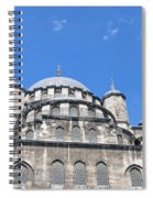 Yeni Cammii Mosque 12 Spiral Notebook