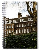 Yeoman Warders Quarters Spiral Notebook