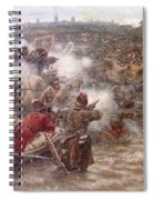 Yermaks Conquest Of Siberia Spiral Notebook