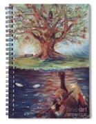 Yggdrasil - The Last Refuge Spiral Notebook
