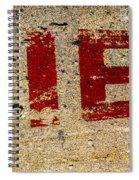 Yield Spiral Notebook