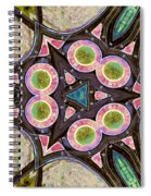 Yield Spiral Notebook